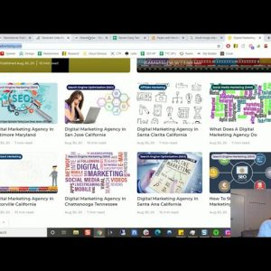 Menterprise Content and PBN Tool Walkthrough