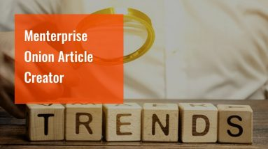 Menterprise Onion Article Creator